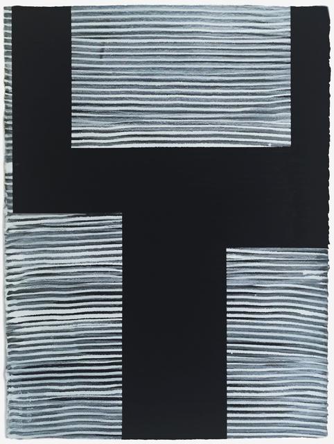 , 'Treble (Ingot),' 2018, CRUSHCURATORIAL