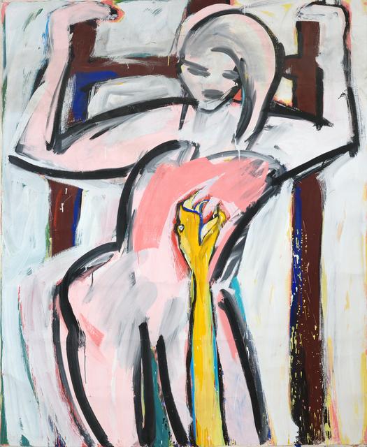 , 'o. T.,' 1982, Galerie Kornfeld