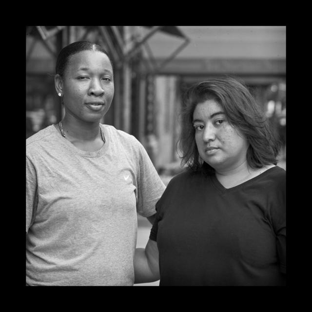 , 'Kim & Diana,' , Soho Photo Gallery