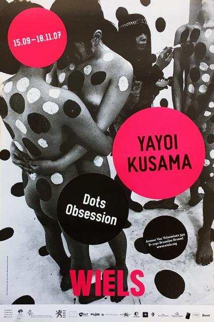Yayoi Kusama, 'Yayoi Kusama Dots Exhibition Poster 'Kusama Dots Obsession'', 2007, Lot 180