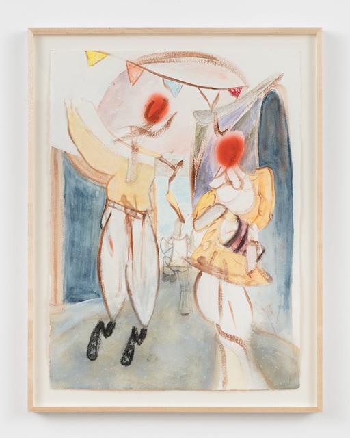 , 'Monix and Tallwaist,' 2018, Rachel Uffner Gallery