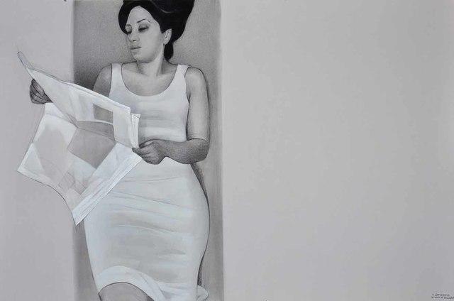 , 'Etude Numero 4 (Avant Project),' 2014, Hafez Gallery