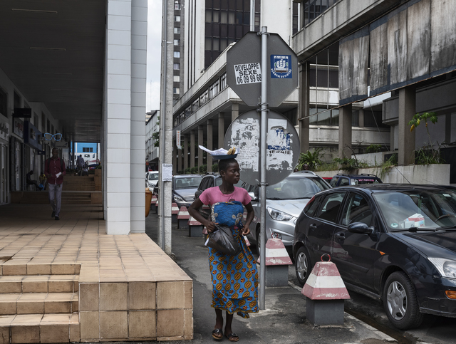 Guy Tillim, 'Abidjan, Ivory Coast', 2018, Photography, Pigment ink on cotton paper, Stevenson