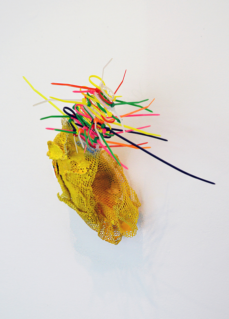 , 'Yellow (Germination Series),' 2015, Ro2 Art