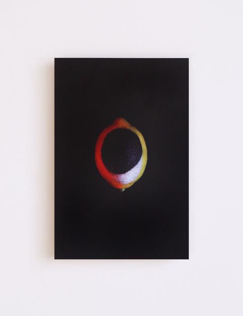 , 'Waxing (tattooed lemon),' 2015, Resource Art