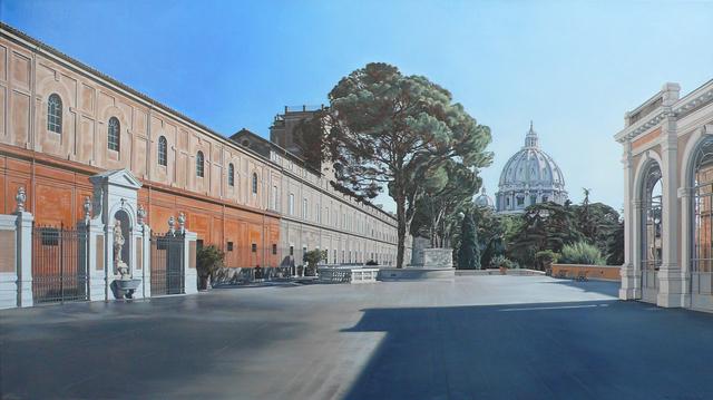 David Wheeler, 'Tutto Passa (Vatican Museum, Rome)', Plus One Gallery