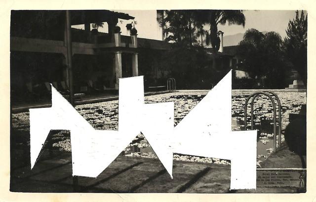 , 'Estudio para permutaciones - postal Membrana,' 2015, Arredondo \ Arozarena