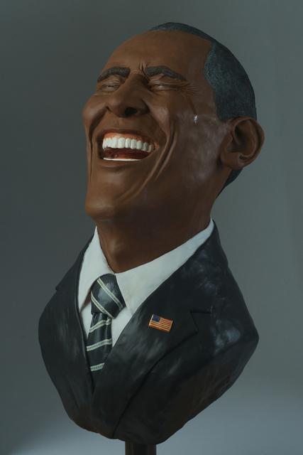 , 'Barack,' 2014, Pari Nadimi Gallery