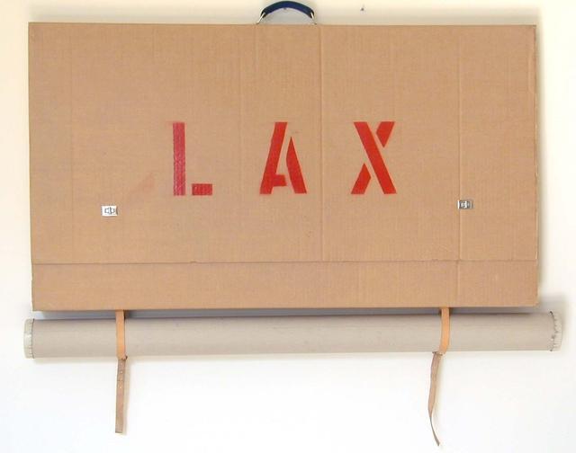, 'LAX (Version 1) ,' 1992, Galerie Krinzinger