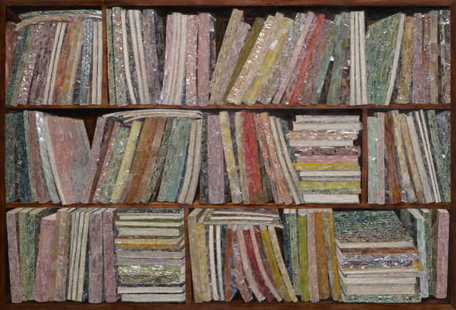 , 'The Book - The moment of meditation,' 2014, Leehwaik Gallery