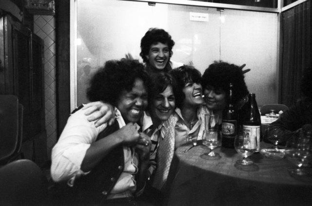 , 'The Friends, Ferrus Bar,' 1978, Albumen Gallery
