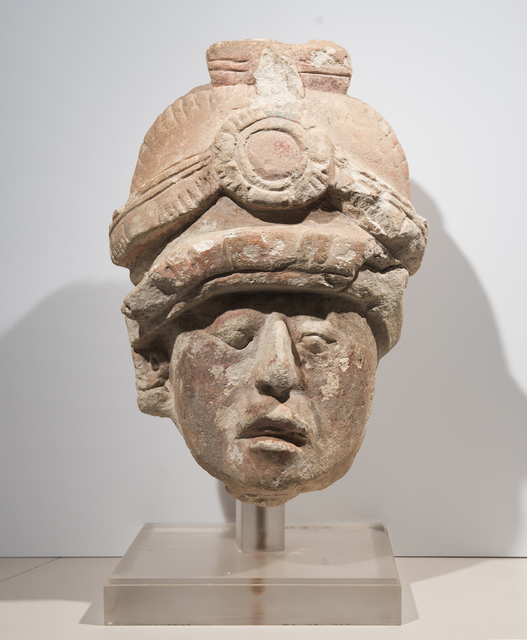 , 'Head of a Dignitary,' 600, Peyton Wright Gallery