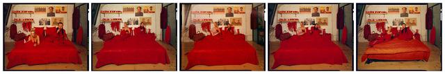 , 'Red: Hotspot,' 2004, Leo Gallery
