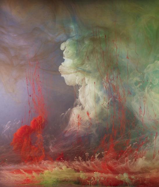 , 'Abstract 7686b,' 2014, Waterhouse & Dodd