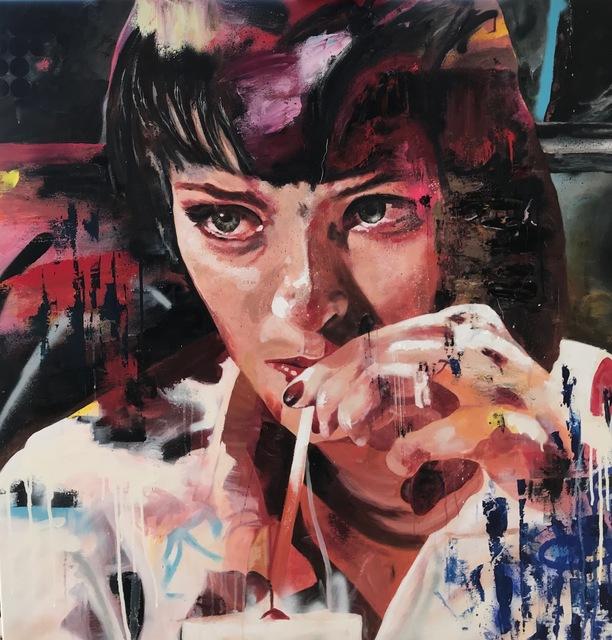 , '$ 5 Shake,' 2017, Galerie Montmartre