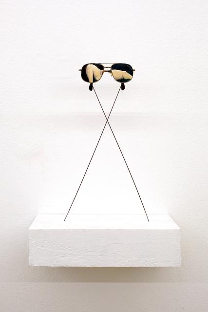 , 'Brille,' 2009, Galerie Krinzinger
