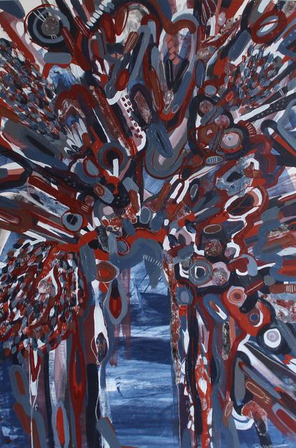 , 'The Flood ,' 2017, Lyons Wier Gallery