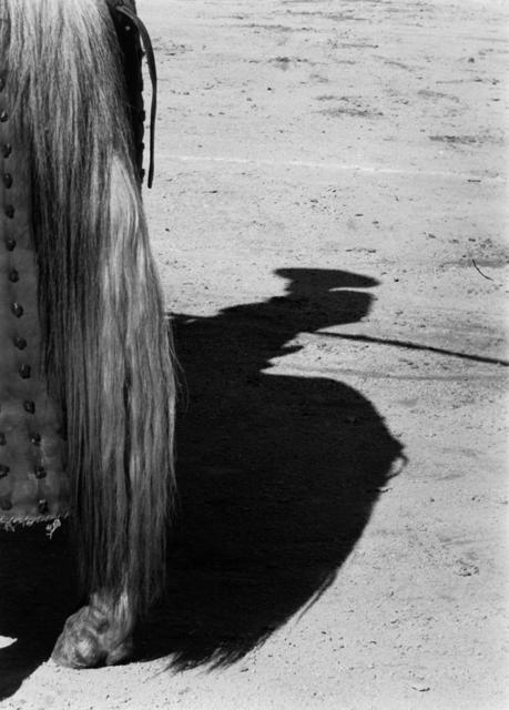 , 'Entrée du picador Arles,' 1963, Bernheimer Fine Art