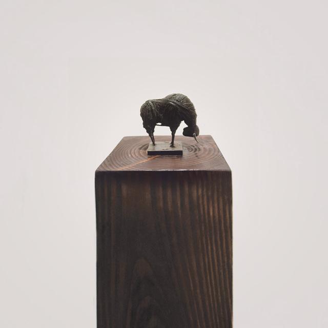 , 'God Bull,' 2017, Anima-Mundi