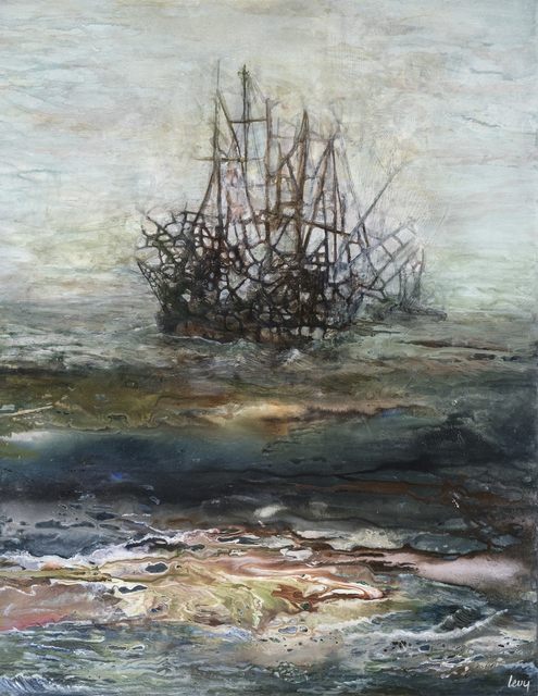 , 'Journey,' 2017, Avenue 12 Gallery