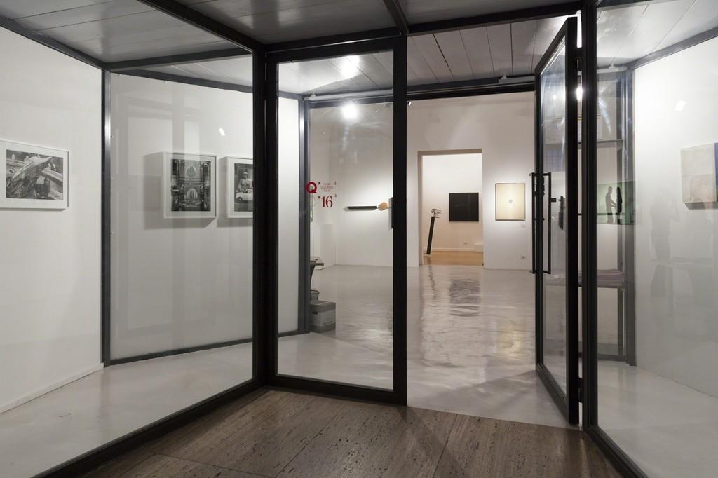 Installation view 'Una Visione Italiana'