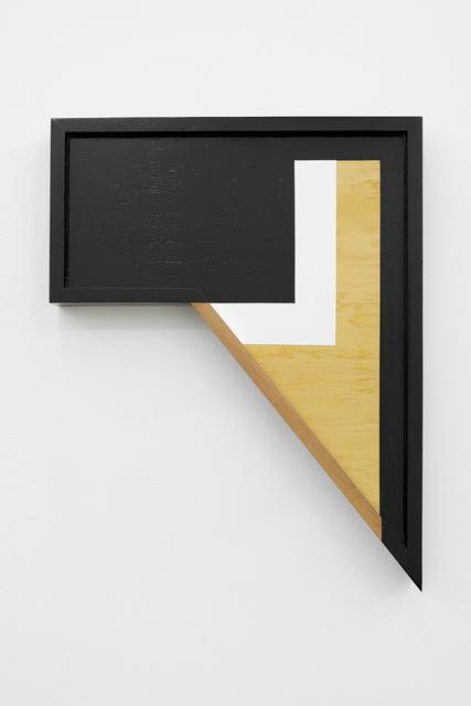 , 'Geometric Composition Nº13,' 2018, Leyendecker