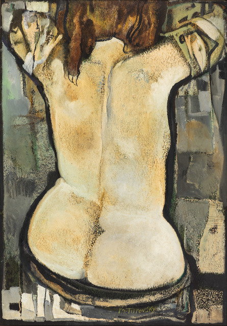 , 'Nude Torso from the Back,' ca. 1996, Vail International Gallery