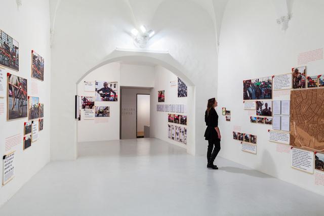 , 'O LevanteThe UprisingLa Rivolta,' 2012-2014, Galleria Continua