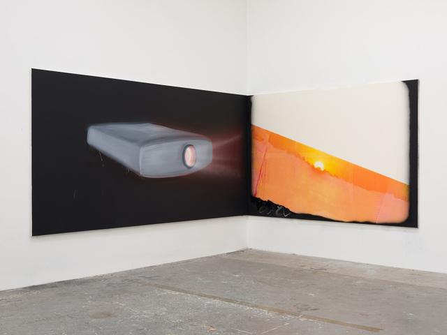, 'Falling Sun,' 2020, 303 Gallery