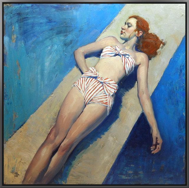 Malcolm T. Liepke, 'Bathing Beauty', 2017, ARCADIA CONTEMPORARY