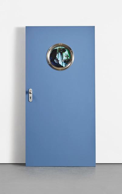 Tony Oursler, 'Fool, from Door Cycle', 2006, Phillips