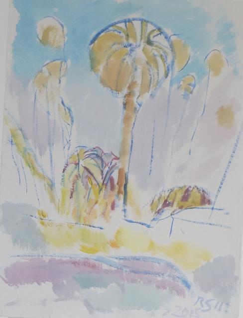 , 'LA Palm Tree,' 2016, Geary