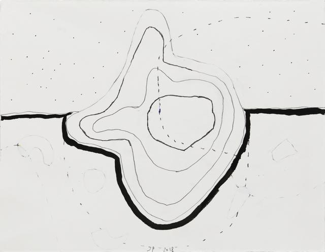, 'Hoffnungsloser Sand, #45,' 2018, Kristof De Clercq