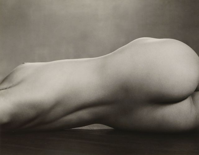 Edward Weston, 'Nude', 1925, Roseberys