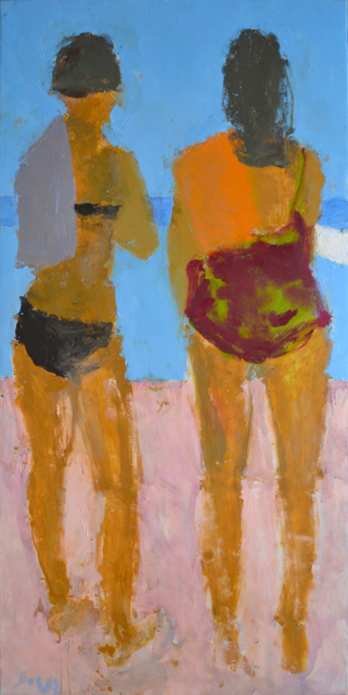, 'Two Bathers,' ca. 2014, Cadogan Contemporary