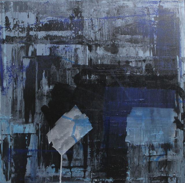 "DASH aka Dasher Rockwell, '""Untitled"" Process Painting', 2013, Pascal Fine Art"