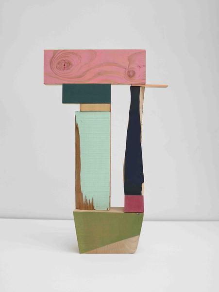 , 'Pink Lintel ,' 2013, Lesley Heller Gallery