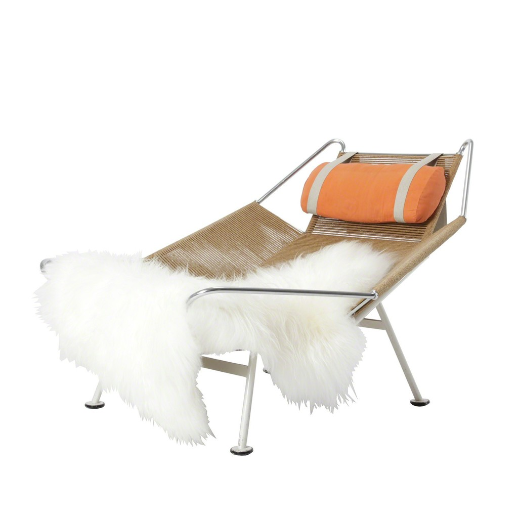 Charmant Hans J. Wegner | Halyard Chair (1950) | Artsy