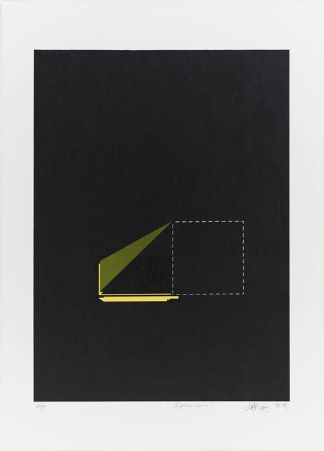 Ninakarlin Prinz, 'Chamberlain', 2013, Print, Silkscreen paper 250 g/sqm, Lepsien Art Foundation