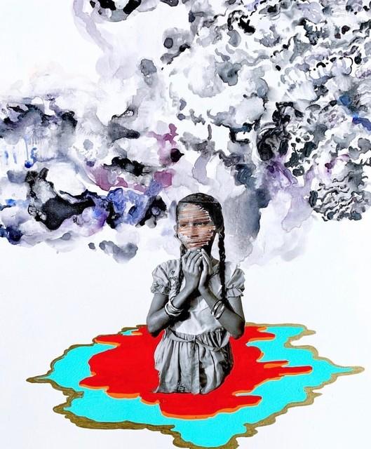 , 'Ganga Ashes,' 2019, k contemporary