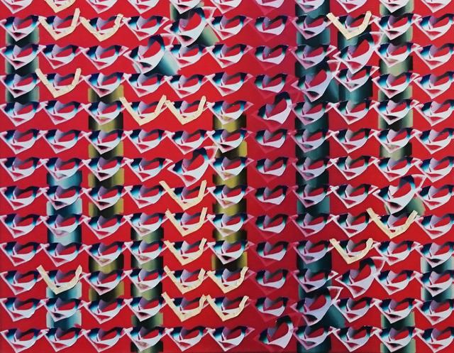 Vivien Zhang, 'Mask, Sub-contract', 2015, Galerie Huit