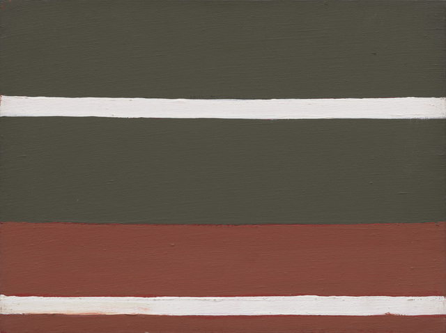 , 'Crimson,' 1971, Zeno X Gallery