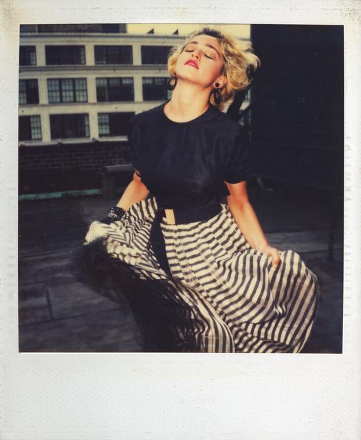 , 'Madonna Polaroid 1,' , Milk Gallery