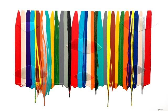 , 'Fils I Colors CCXXXIV,' 2015, Artspace Warehouse