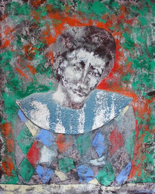 , 'Petrushka,' 2016, White Court Art