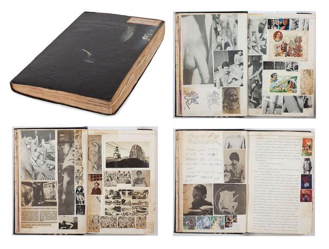, 'Caderno de Referências XIV,' 1980s, Galeria Jaqueline Martins