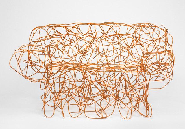""", '""""Corallo"""" Armchair,' 2004, Philadelphia Museum of Art"""