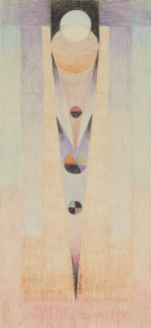 """Solange Knopf, 'Serie """"Cosmos"""" No. 9', 2018, Cavin-Morris Gallery"""