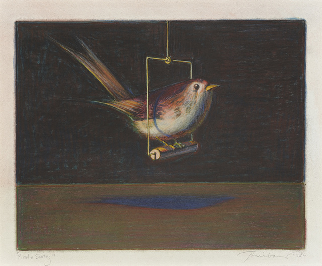 , 'Bird & Swing,' 1979/1986, Paul Thiebaud Gallery