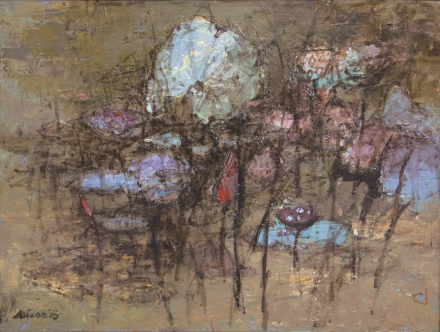 , 'Lotus,' 2016, Cape of Good Hope